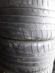 Пара шин 265/35R19 Michelin Pilot sport