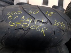 200 50 R18 Bridgestone Battlax BT 028R сост новой