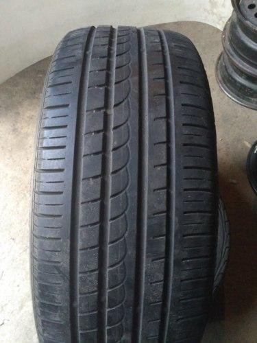 Пара шин 235/45R19 Pirelli P Zero Rosso
