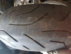 Мотошина 190 50 zr17 Bridgestone BattlAX hypersport s20 r
