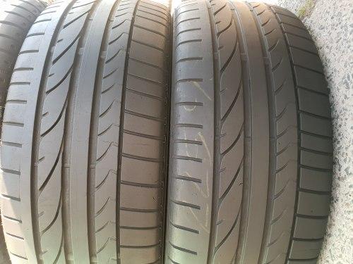 Пара шин 225 45 R18 Bridgestone Potenza re050a