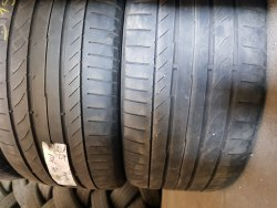 Пара шин 245/40 R17 Continental Contisportcontact 5 . 6 мм