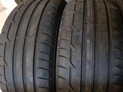 Пара шин 235/55 R17 Dunlop Sport Maxx RT 5 мм
