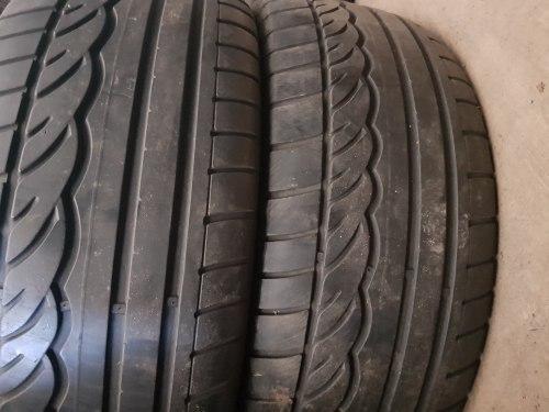 Пара шин 235/55 R17 Dunlop SP Sport 01