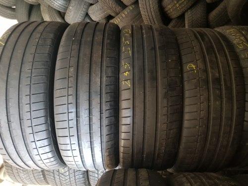 Комплект шин 235/55 r19 Vredestein Giugiaro oultrac vorti 6. 6.5 MM