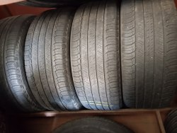 Комплект шин 235/55 r19 Michelin Latitude Tour HP 6 мм
