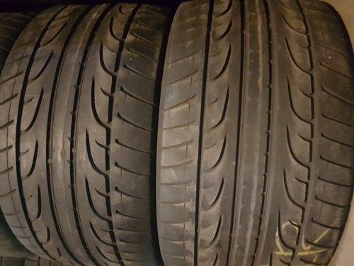 Пара шин 315 35 R20 Dunlop SP Sport Maxx rsc 6.5 мм 07 .15 год