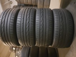 Комплект шин 245 45 R17 Bridgestone Potenza re050a rsc 6.5 мм