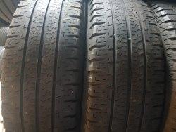Пара шин 215/70 r 15 CP Michelin Agilis camping 5mm