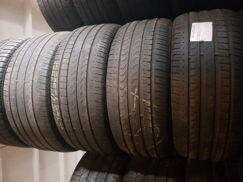 Комплект шин 285/45 R20 Pirelli Scorpion verde 6mm