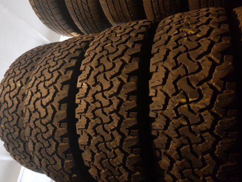 Комплект шин 265/70 R17 BF Goodrich All terrain T A