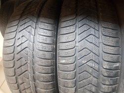 Пара шин 245/50 R18 Pirelli Sottozero 3 м+s 6mm