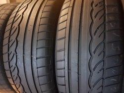 Пара шин 235/50 R18 Dunlop SP Sport 01 6.5mm