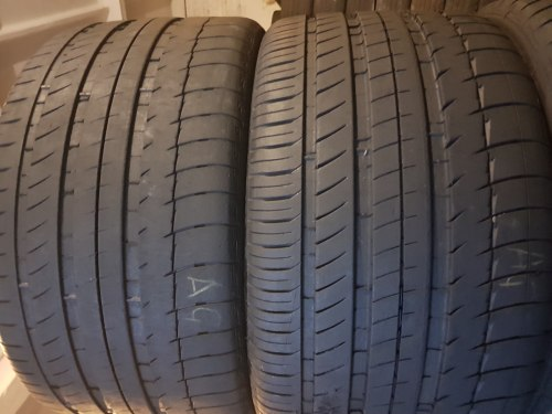 Пара шин 295/35 zr18 Michelin Pilot Sport PS2 6mm