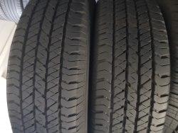 Пара шин 205/70 R15 95h Bridgestone Dueler HT 684 7 мм