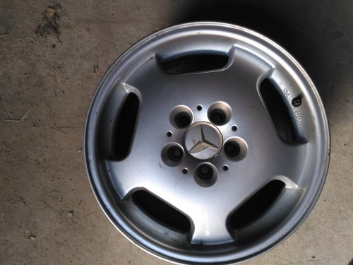 Комплект дисков R16 5-112 , 7,5j, Et35