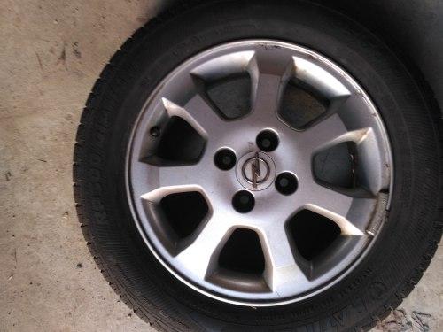 Комплект дисков R15 , 4-100 Opel