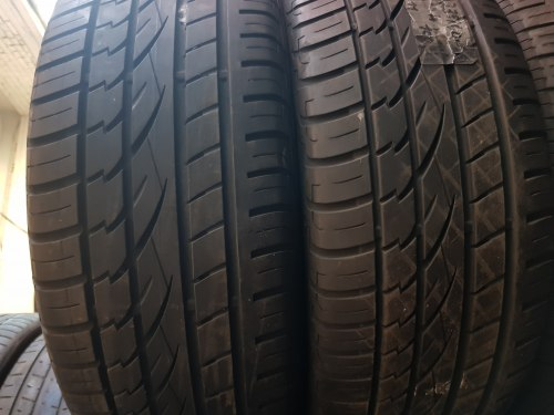 Пара шин 235/60 R16 Continental Crosscontact UHP 7mm
