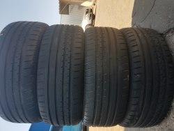 Комплект шин 205/55 R16 Continental Спорт контакт 2 6-7 мм