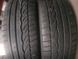 Пара шин 205 45 R17 Dunlop SP Sport 01 7мм