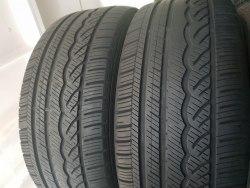 Пара шин 215/45 R16 Dunlop SP Sport 01 AS 6мм