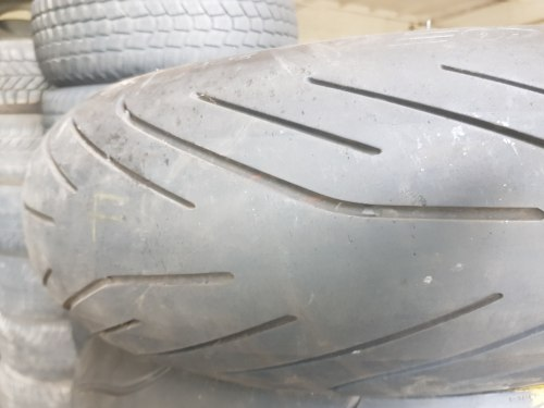 Мотошины 180/55 zr17 Michelin Pilot Power 3 2ct 20% износа 17 неделя 14 год