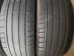 Пара шин 245/50 R18 Dunlop SportMAX rsc.5мм