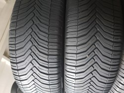 Пара шин 235/65 R17 Michelin Crossclimate SUV 6мм