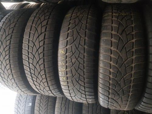 Комплект шин 235/65 R17 Dunlop SP Winter Sport 3D 6мм