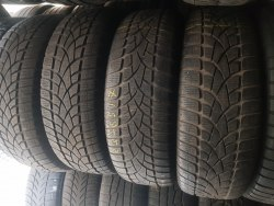 Комплект шин 235/65 R17 Dunlop SP Winter Sport 3D 6мм