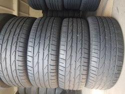 Комплект шин 235/55 R17 Bridgestone Dueler H P пара 6 мм пара 6мм