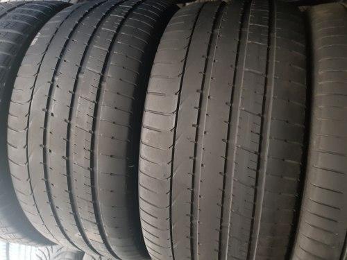 Пара шин 275/40 r19 Pirelli Pizerro rsc 5.5 мм