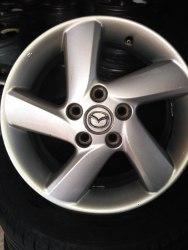 Комплект дисков R16 5-114,3 , et 52 Mazda