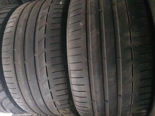Пара шин 275 35 R20 Bridgestone S001 rsc 4 мм