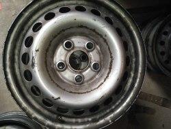 Диск колесный R16 , 5-120 ,dia 65,1 Volkswagen T5