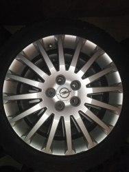 Комплект дисков R17 5-110 , 7j , et 41 Opel