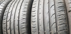 Пара шин 215/40 zr17 Continental Contisportcontact 2 6mm
