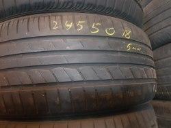 Одна шина 245/50R18 Kumho Ecsta HM