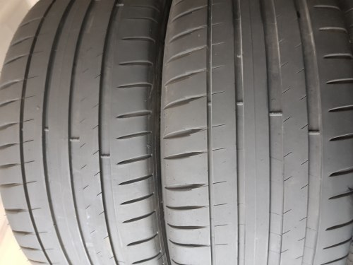Пара шин 245/45 zr18 Michelin Pilot Sport 4 Total performance 5мм