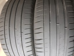 Пара шин 245/45 zr18 Michelin Pilot Sport 4 Total performance 5мм