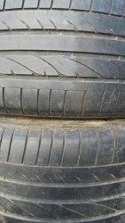 Пара шин 255/35R18 Bridgestone Potenza RE050A RSC