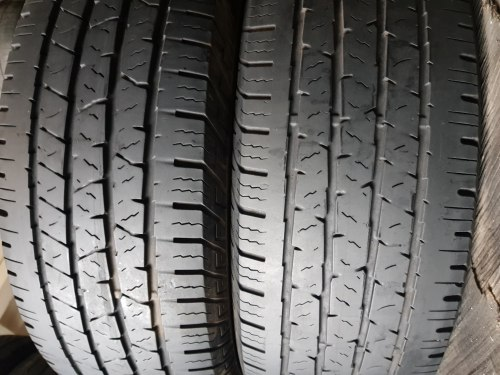 Порошин 255/70 R16 Continental Crosscontact LX 6 мм