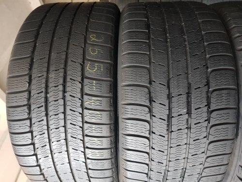 Пара шин 265/40 R18 Michelin Pilot alpin pa2 7 мм