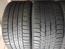 Пара шин 265/40 R18 Michelin Pilot alpin pa2 7 мм