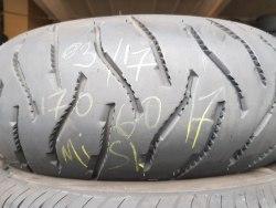 Мотошина 170/60 R17 Michelin Anakee 3 3 нед 17 год состояние новой