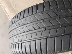 Одиночная шина 225 45 R17 Bridgestone Turanza t005 состояние новый