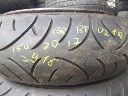 Мотошина 150 70 zr17 Bridgestone Батл акс bt-01 р 39 неделя 16 год состояние новой
