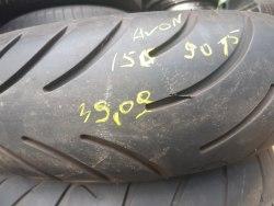 Мотошина 150-90 B15 Avon Venom-x 39 неделя девятый год состояние новой