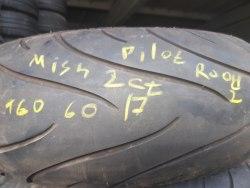 Мотошина 160/60 zr17 Michelin Pilot Road 2 2 CT 33 неделя 11 год 20% износа