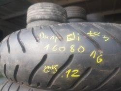 Мотошина 160 80 В16 Dunlop Элит 3 состояние новой 5 неделя 12 год
